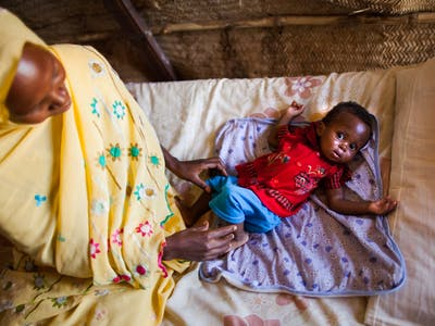Enhancing Children's Gut Bacteria Could Save Them From Malnutrition