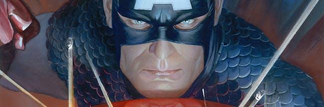 Captain America Alex Ross