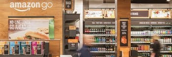 Amazon Go first public store