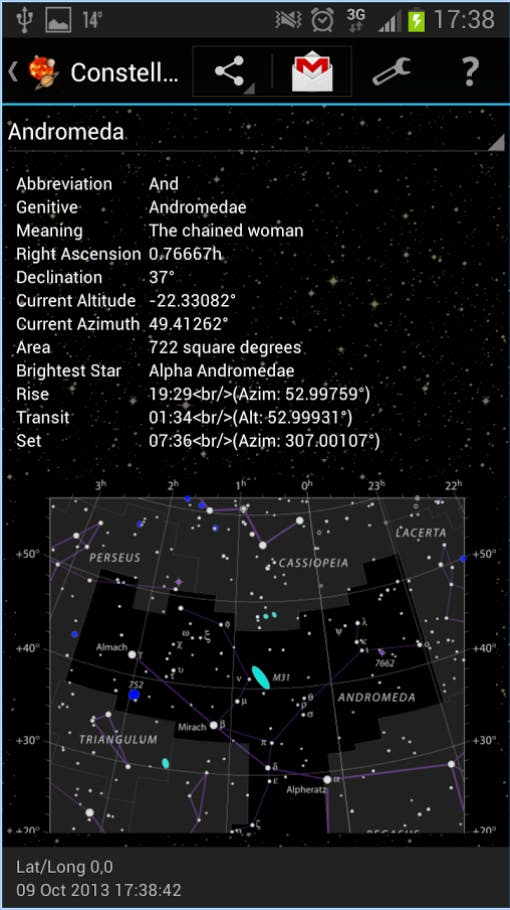 Phone applications to get for your best stargazing experience night sky tools sciox Gallery