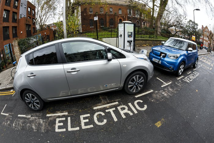 Smmt Data Shows Electric Cars Sales Surging In United Kingdom