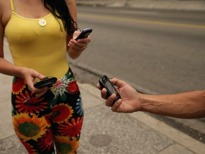 Cuba's Black Market Internet Is Booming