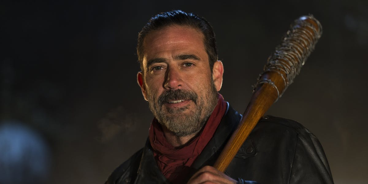 The Walking Dead Season 9 Spoilers Negan S Story Won T