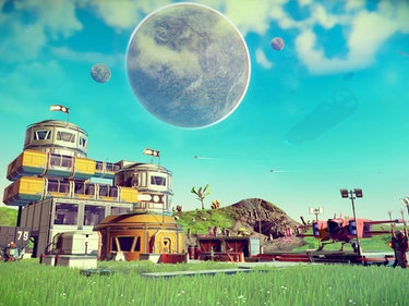 Update Builds a Much-Needed 'Foundation' for 'No Man's Sky'
