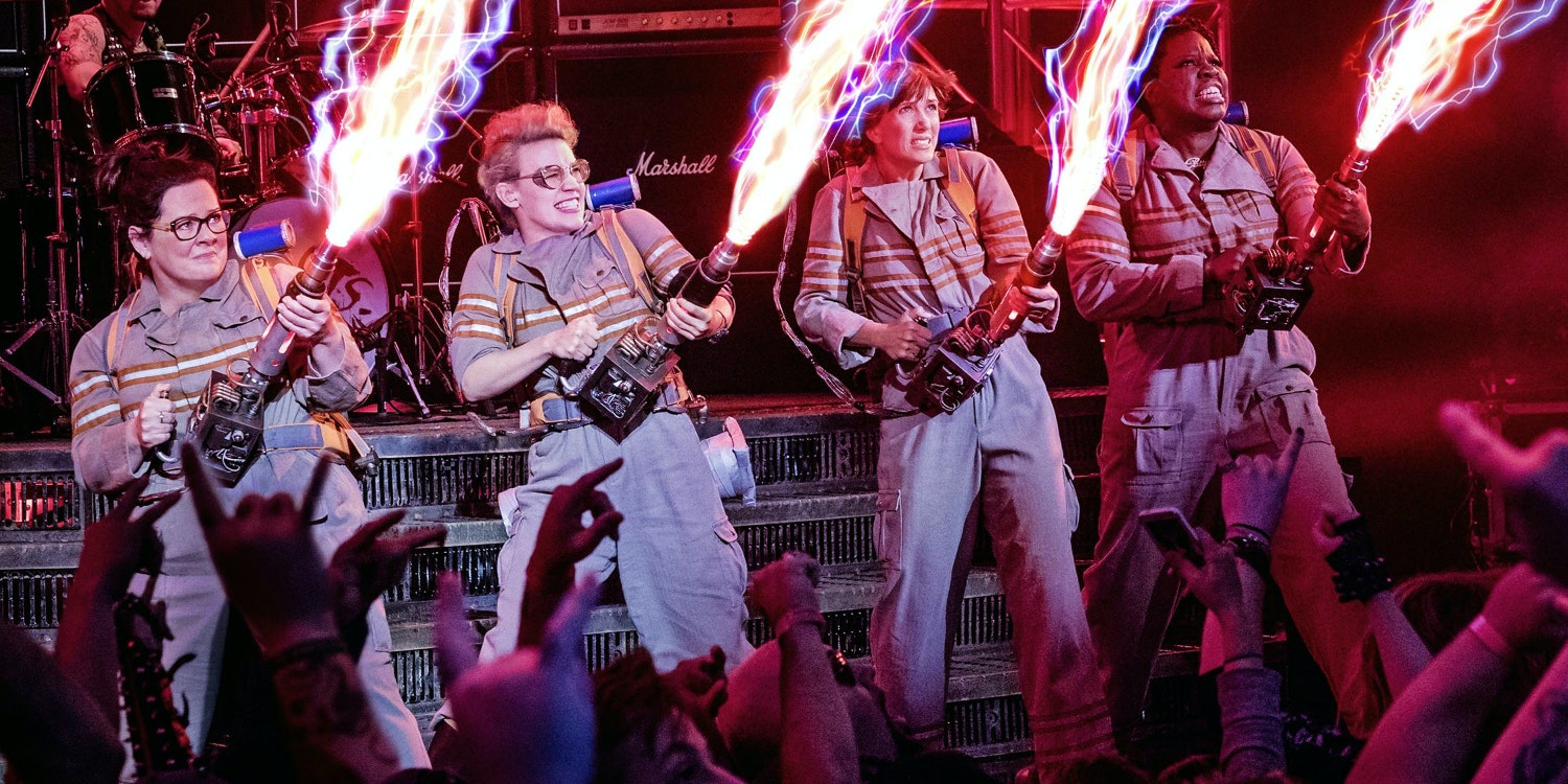 How the Sexist Backlash to 'Ghostbusters' Shaped the Movie