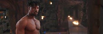 Killmonger in 'Black Panther'