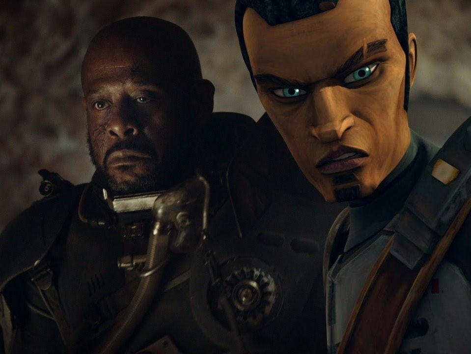 How Saw Gerrera Went From Republic Commander to Rebel Insurgent