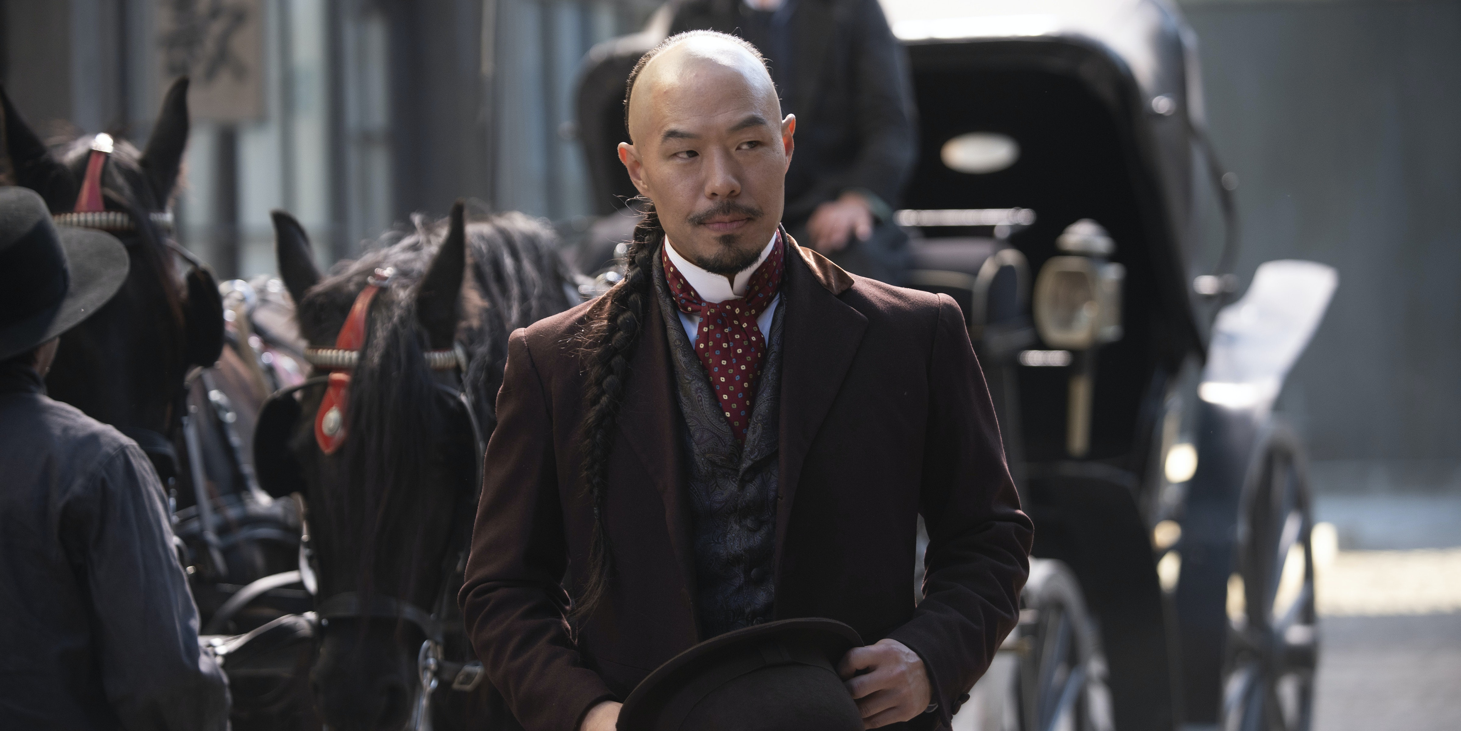 """'Warrior' Gives Viewers a """"Universal Translator"""" in 19th Century Chinatown"""