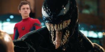 Spider-Man Venom Cameo