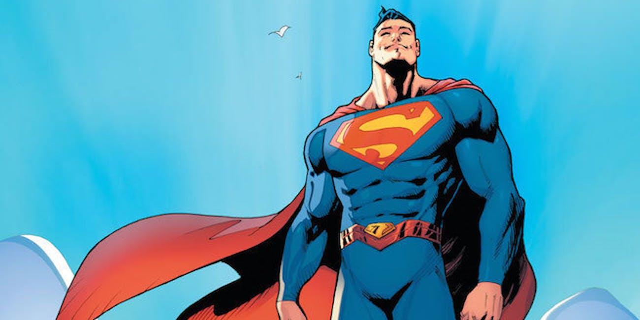 Superman Costume Rebirth