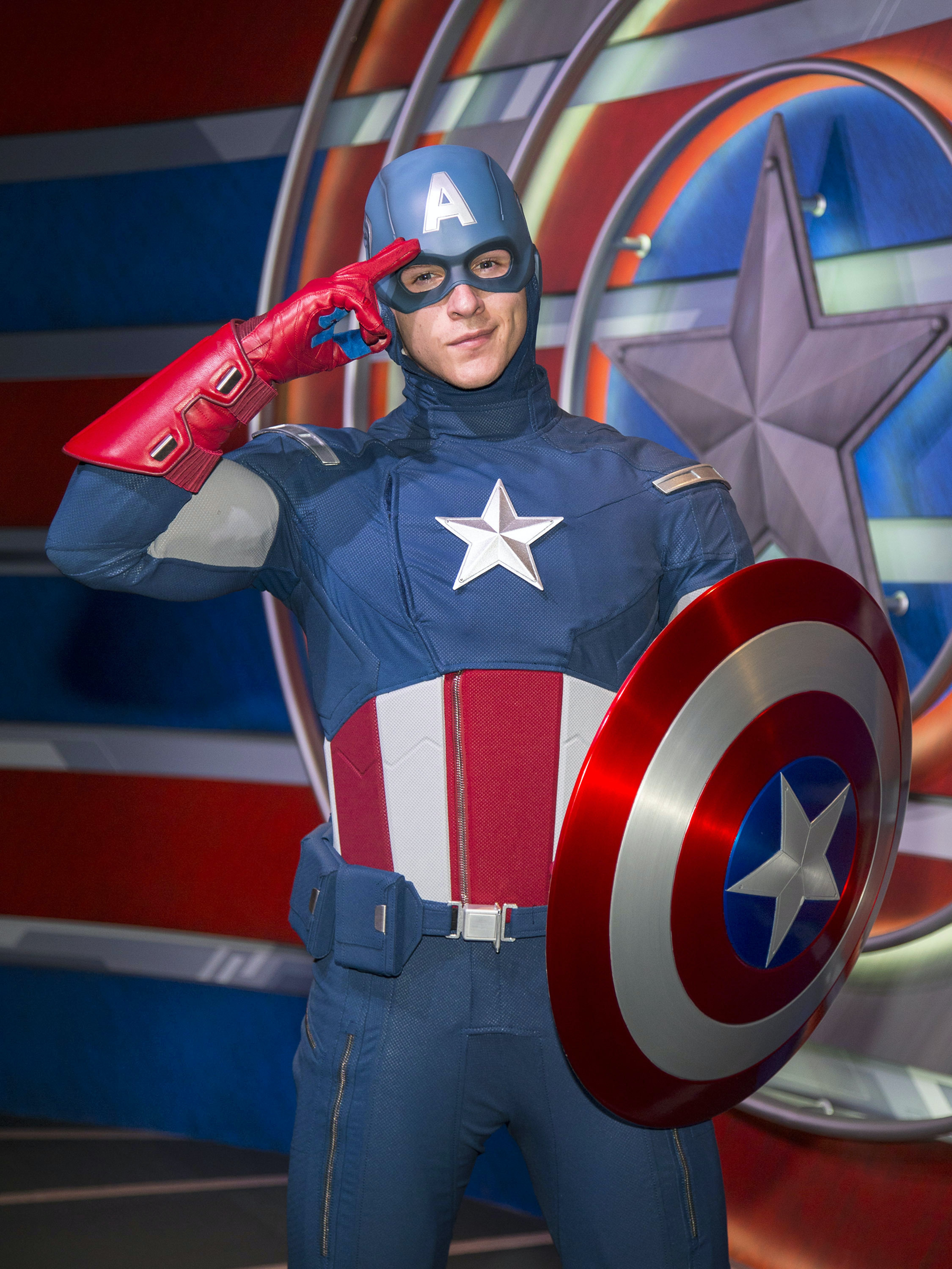 The 10 Most Exciting Marvel Disneyland Attractions | Inverse
