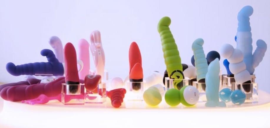 Virus free sex toys online