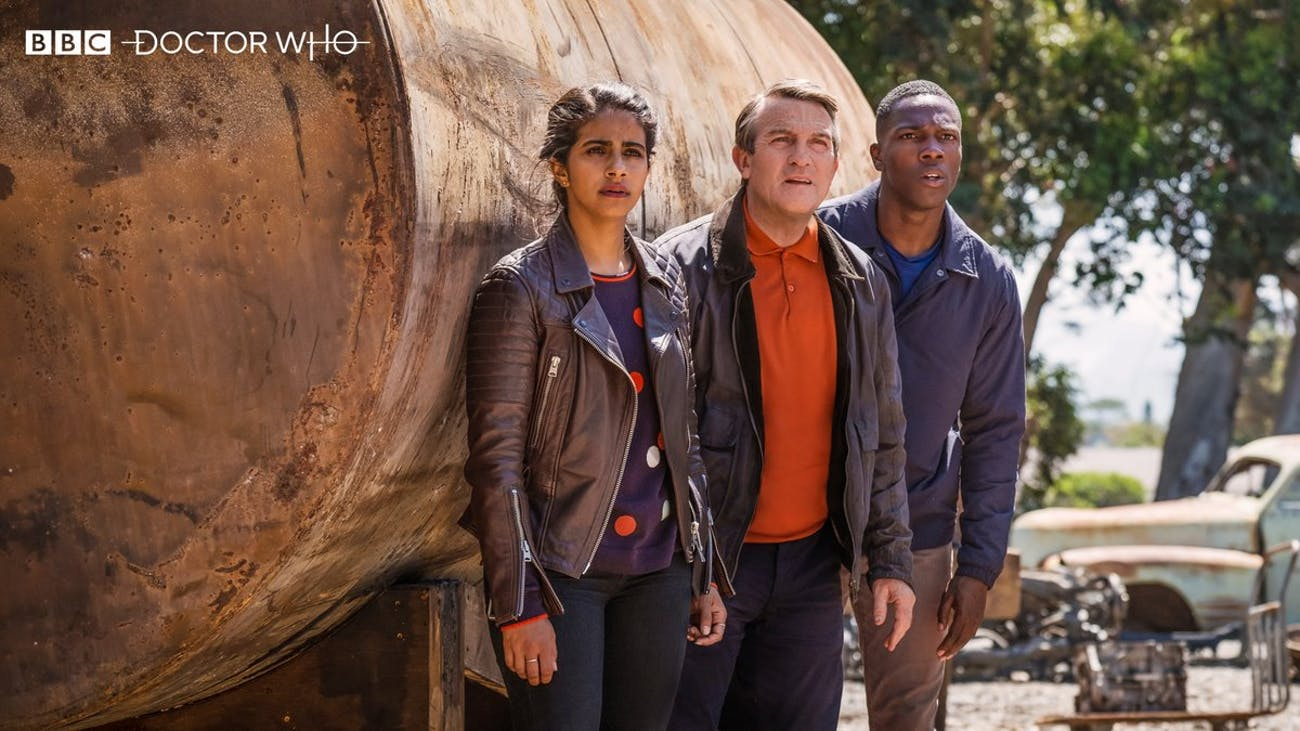 'Doctor Who' Season 11 Companions