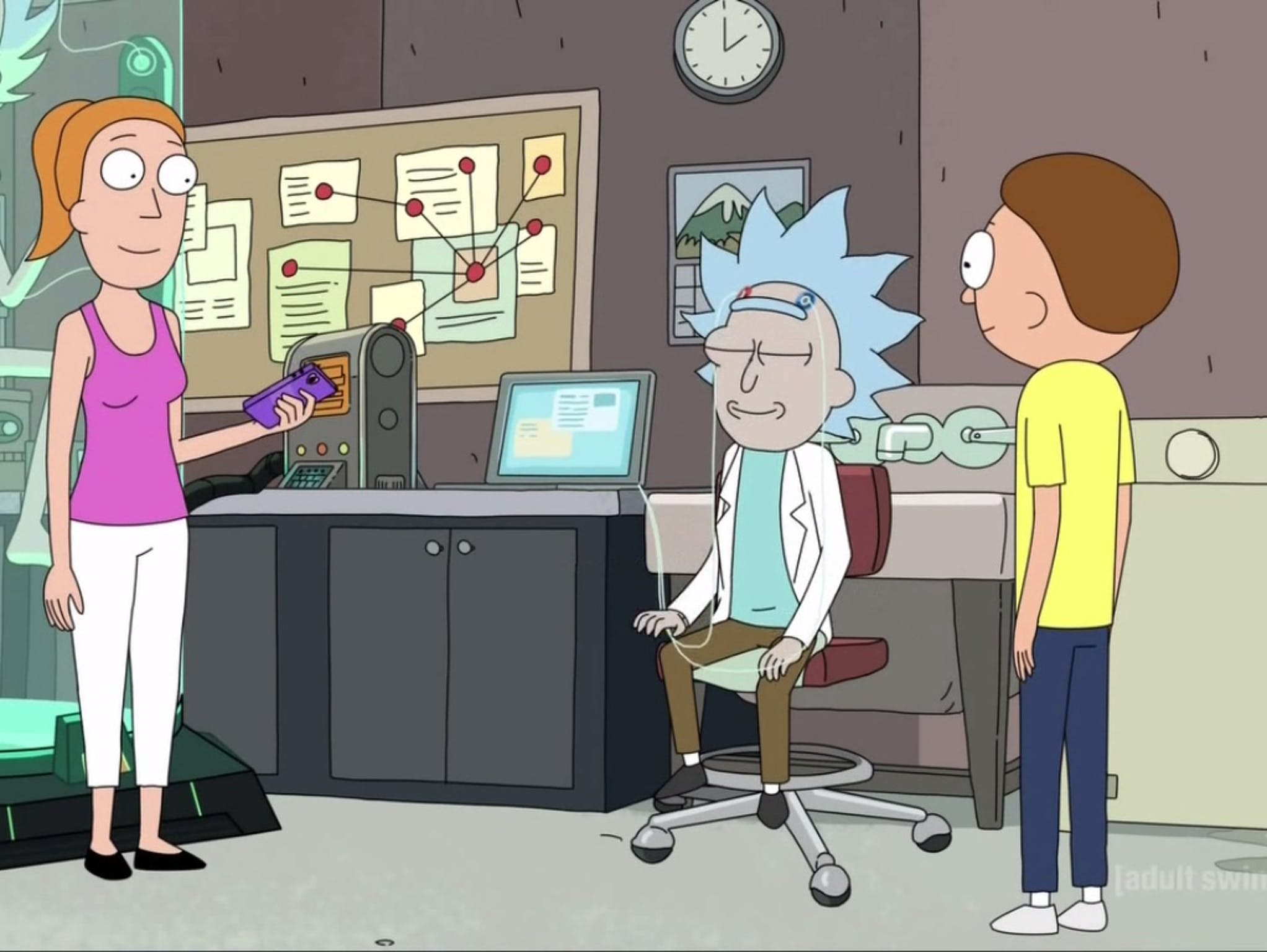 Rick And Mortys Tiny Rick Episode Explores What It Means To