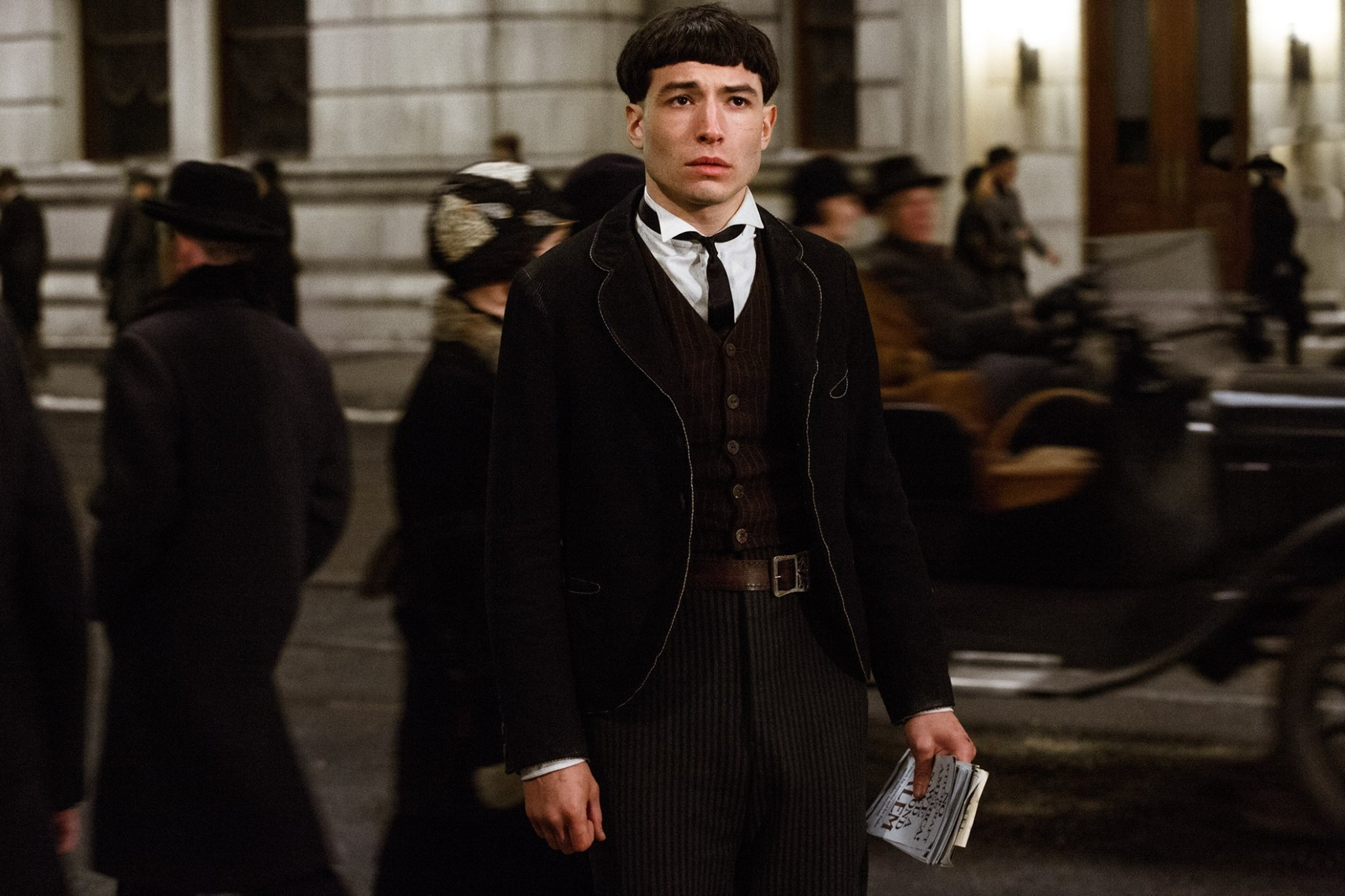 Credence Barebone and the Haircut of Secrets