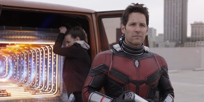 'Ant-Man and the Wasp' Post-credits scene
