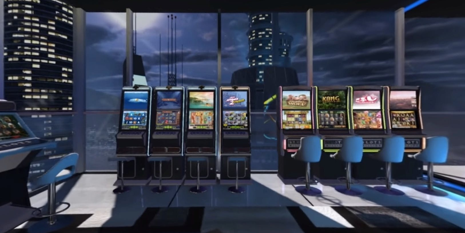 Casinos are Making a Bet on Virtual Reality