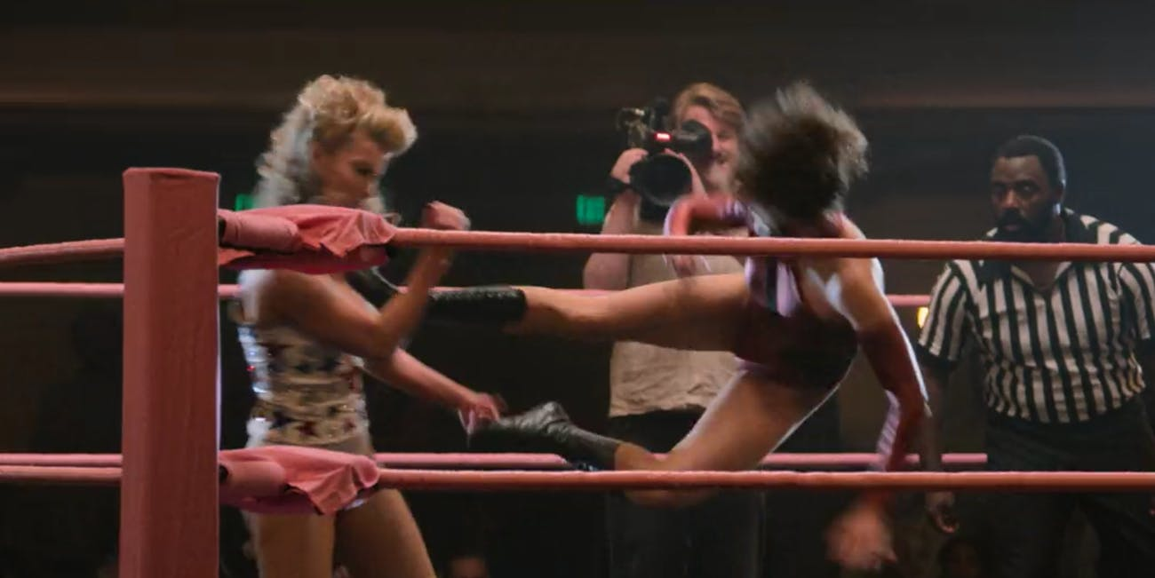 The Invisible Danger Behind Every Wrestling Move in 'GLOW