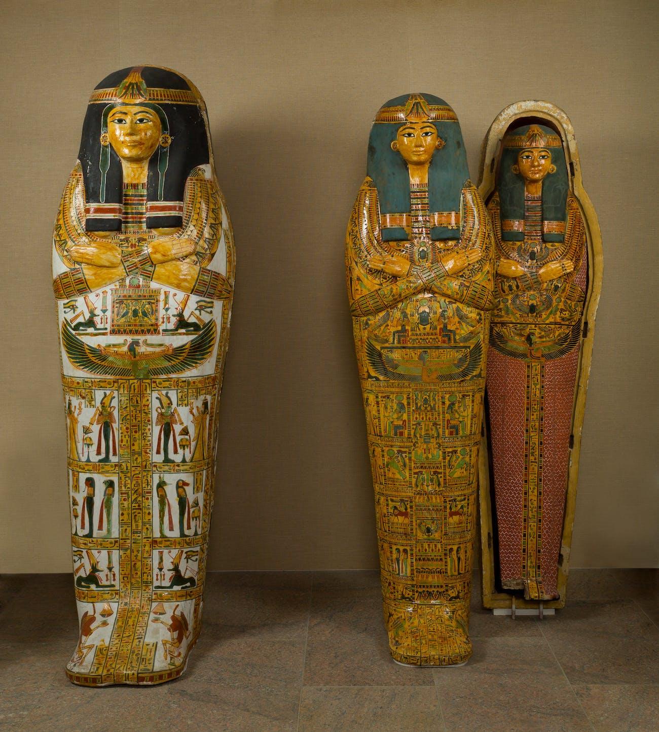 Henettawy, Coffin, Mummy
