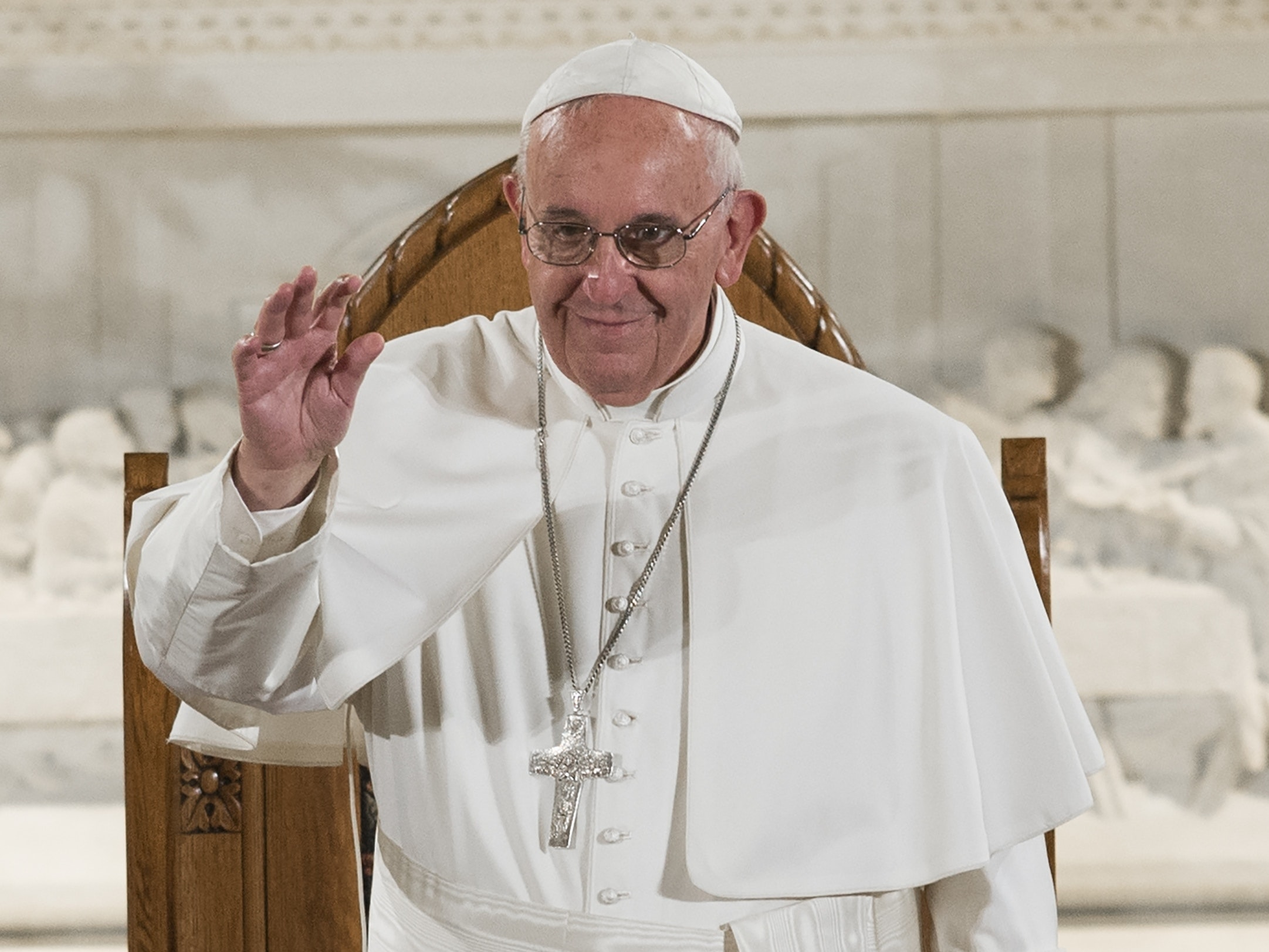 Talkin' Pope Francis: a Catholic Mother and Son Discuss the Pontifex