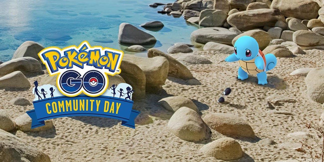 Pokemon GO Community Day July 2018