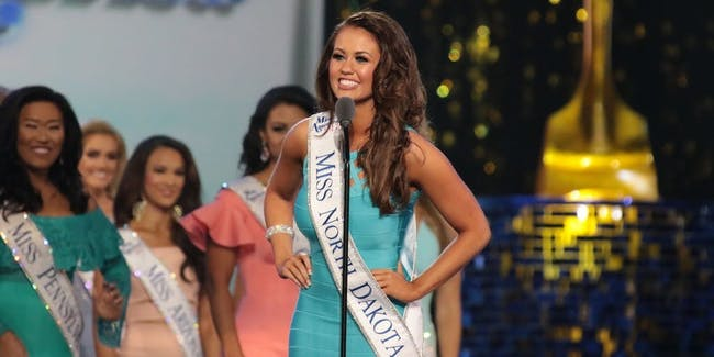 Miss America thinks the nation should have stuck with the Paris Climate Agreement.