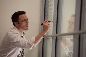 Ben Affleck as Christian Wolff in 'The Accountant'
