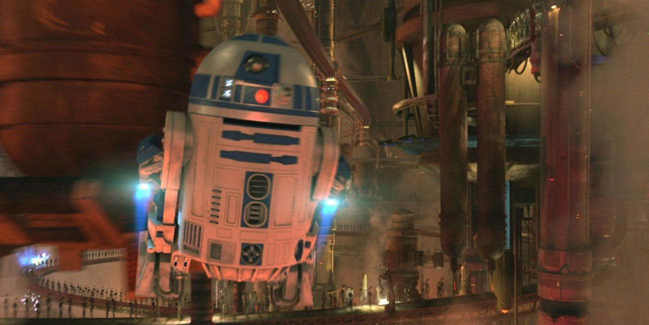 R2-D2 Sells for Way More than 2 Iconic Star Wars Props at