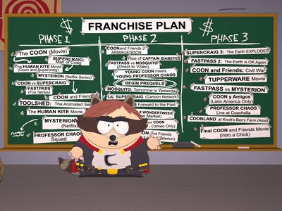 'South Park: The Fractured but Whole' Satirizes Marvel and DC Tentpoles