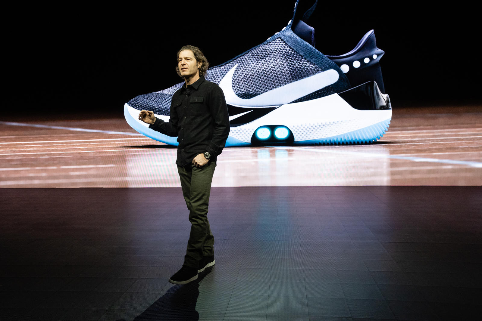 19abce2a723d Nike s Air Adapt BB Is Much More Than Just a Self-Tying Shoe