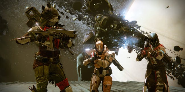 The 'Destiny' Halloween Celebration Shows Bungie Can Have Fun Too ...