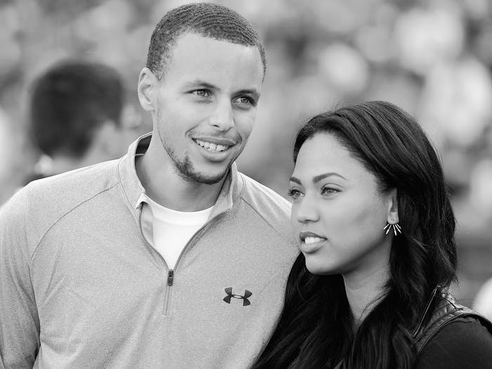 #Ham4All hits Steph and Ayesha Curry.