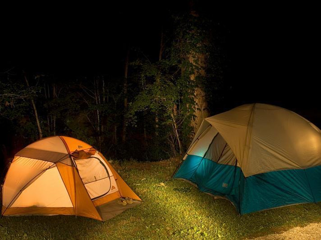 The Cure to Insomnia: Go Camping