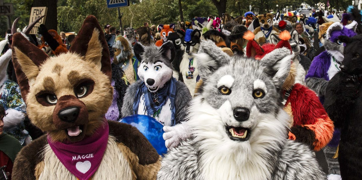 New Data Shows Furries Are Rapidly Growing In Number But