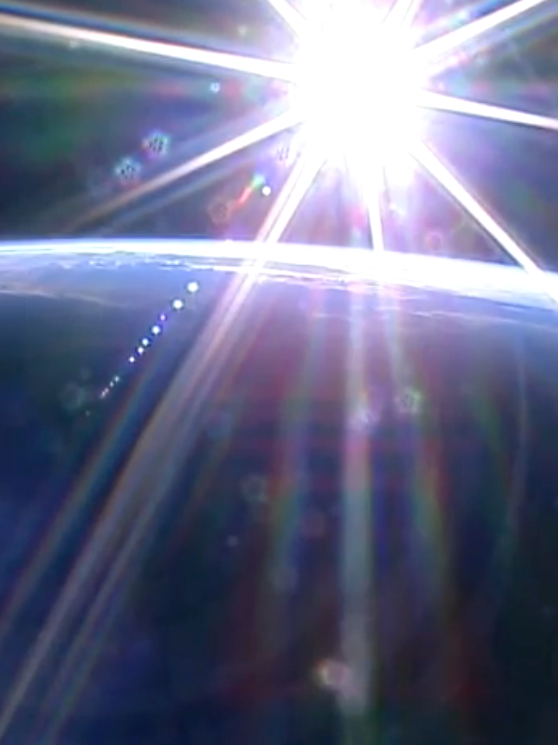 ISS Cameras Will Keep Filming, as Long as Space Radiation Doesn't Kill Them