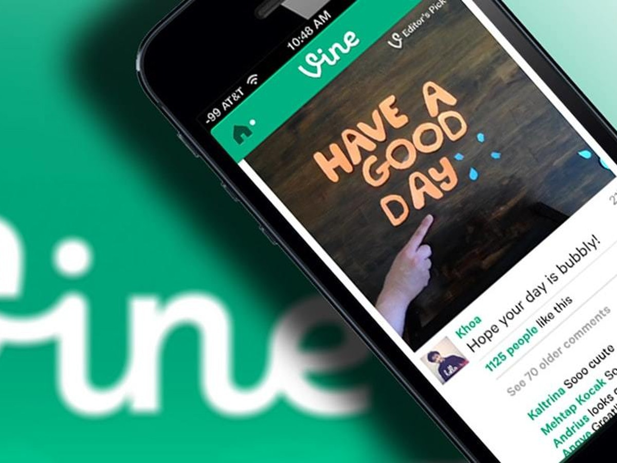Here's What You Need to Know About the Vine Camera App