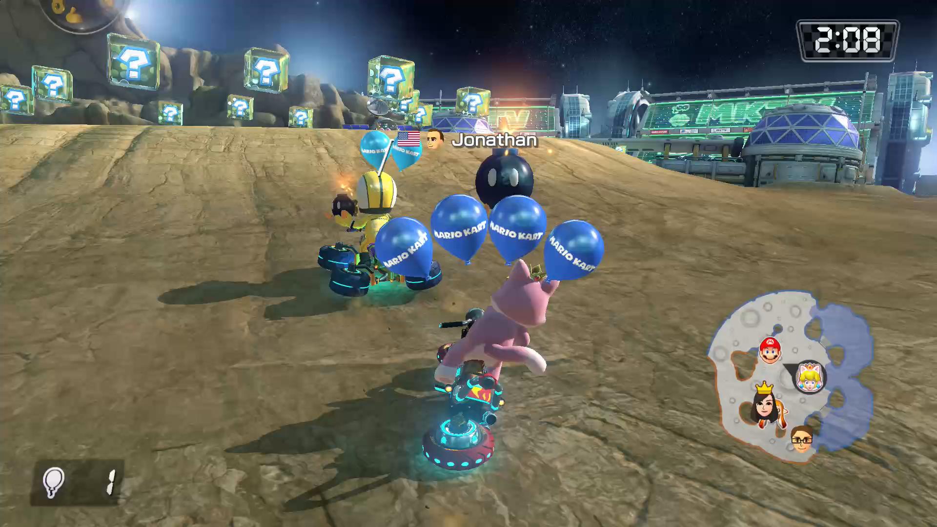6 Tips For Battle Mode In Mario Kart 8 Deluxe Inverse
