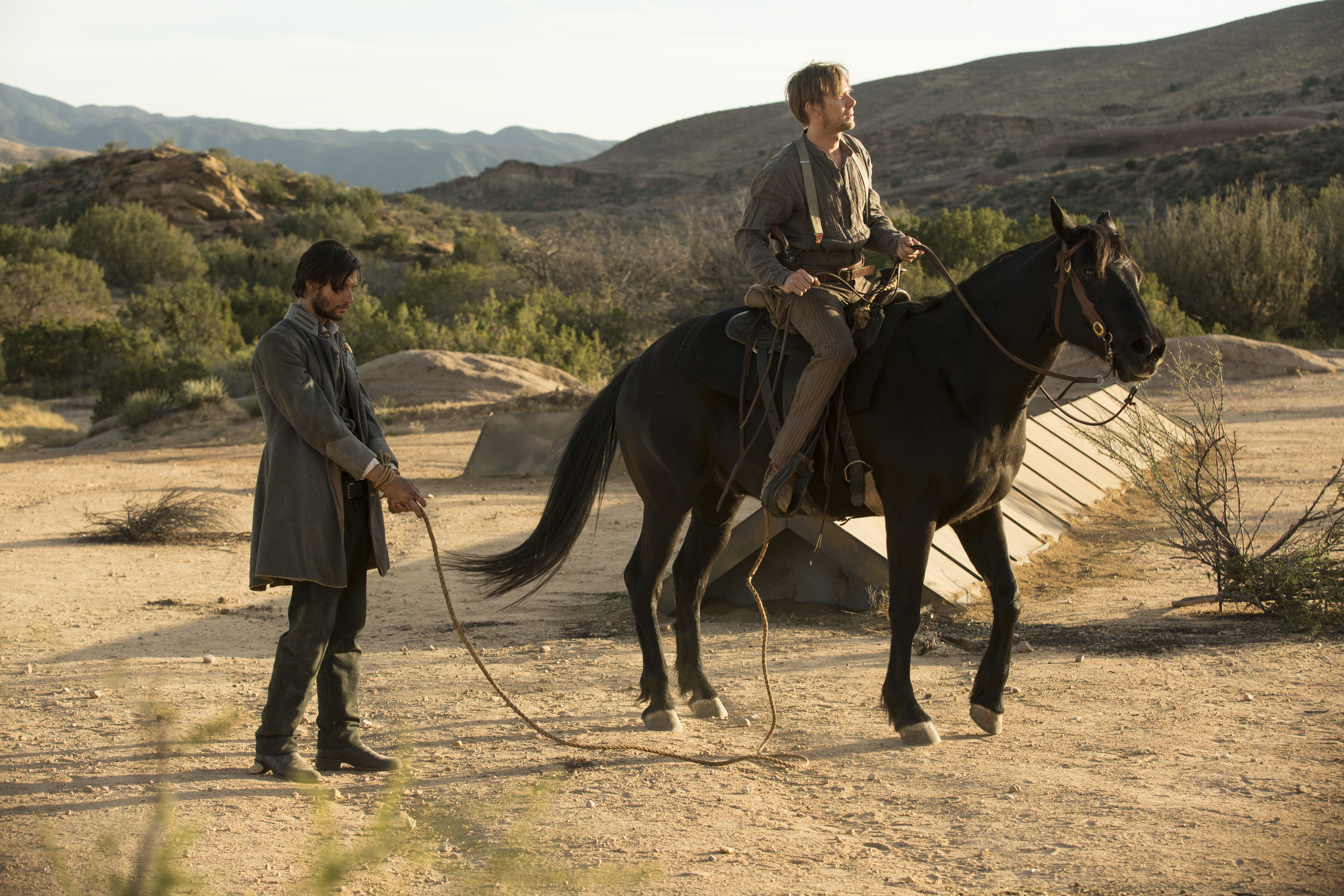 Logan, William, and the lonely west.