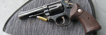 "Taurus 38 Special Revolver, Model 83 4"" Barrel"