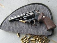 "Taurus 38 Special Revolver, Model 83 4"" Barrel"