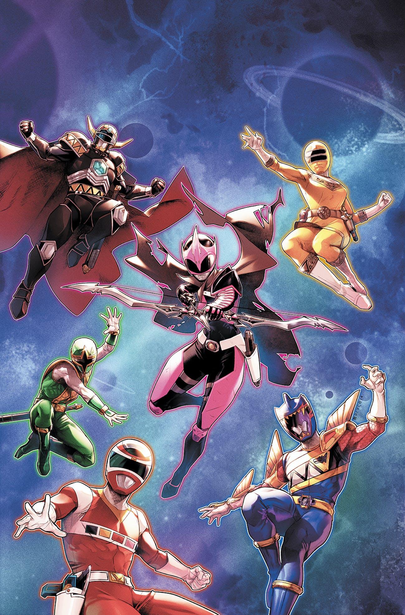 Power Rangers BOOM Studios 31 Magna Defender