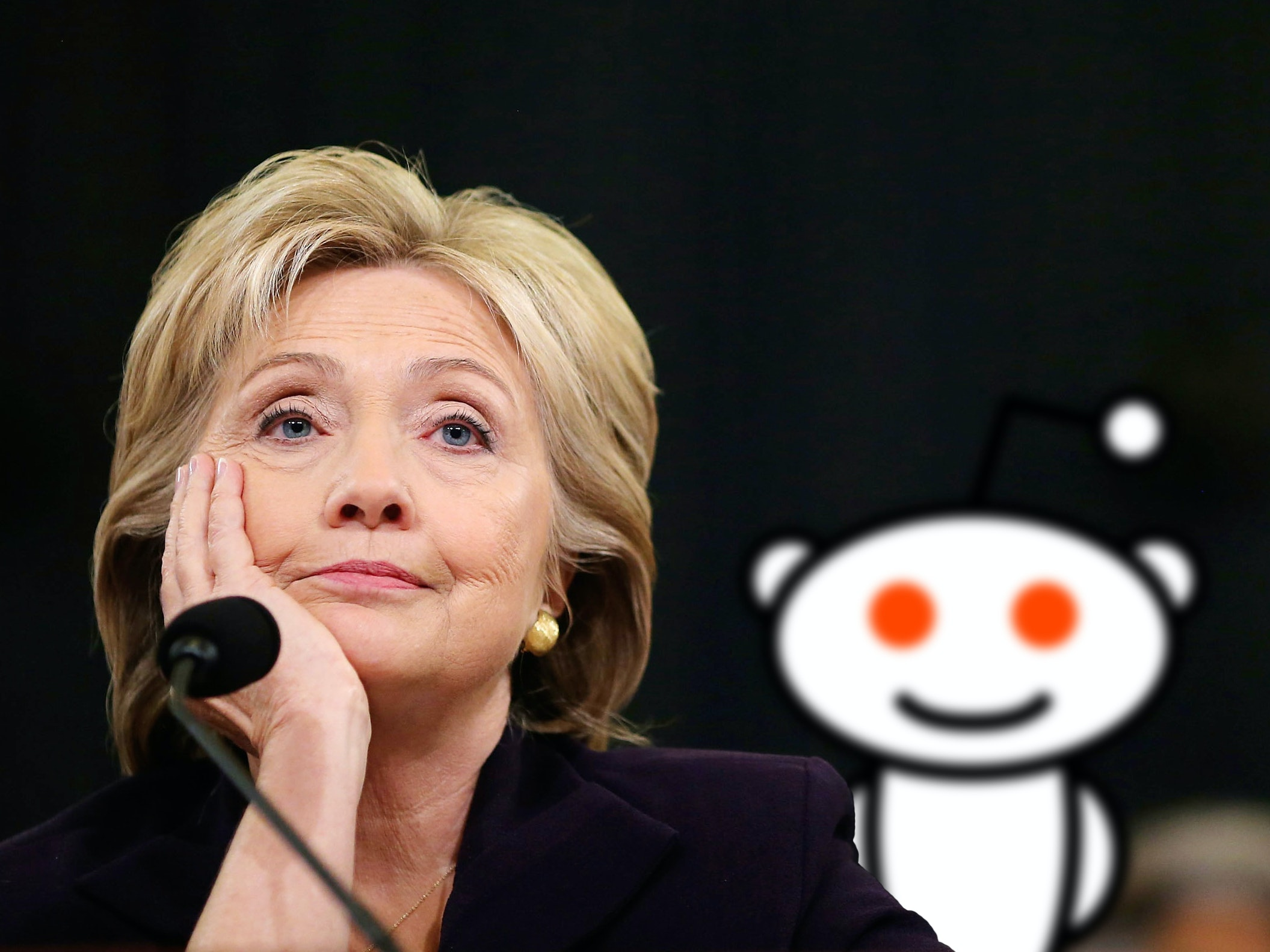 Hillary Clinton's IT Guy Might've Asked Reddit for Help