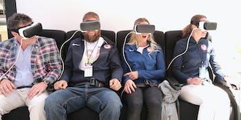 VR porn popularity