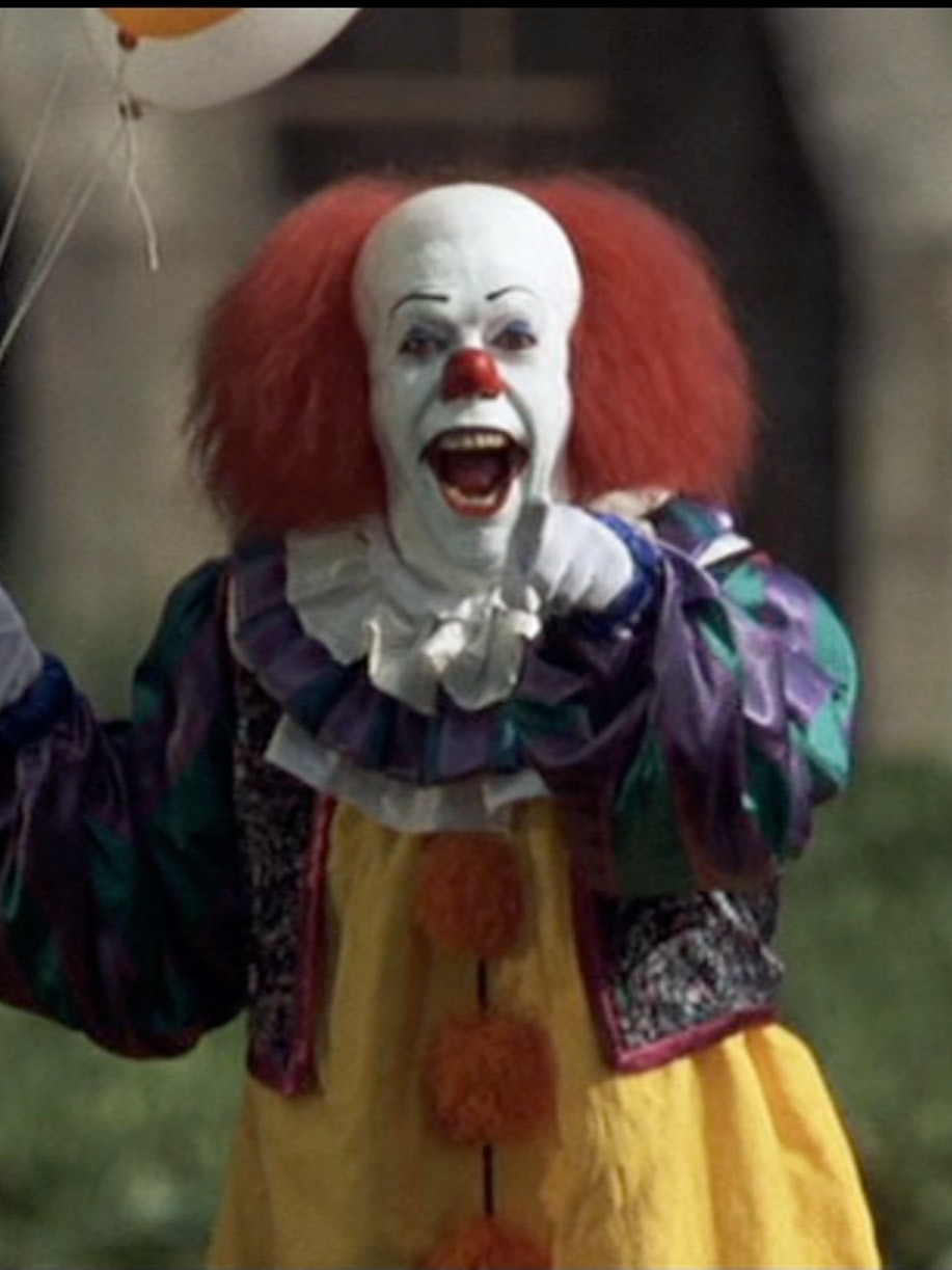 Tim Curry in 'It'