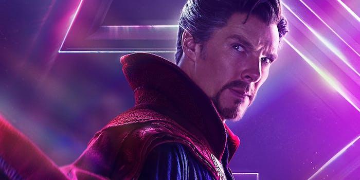 Doctor Strange Marvel Avengers Infinity War