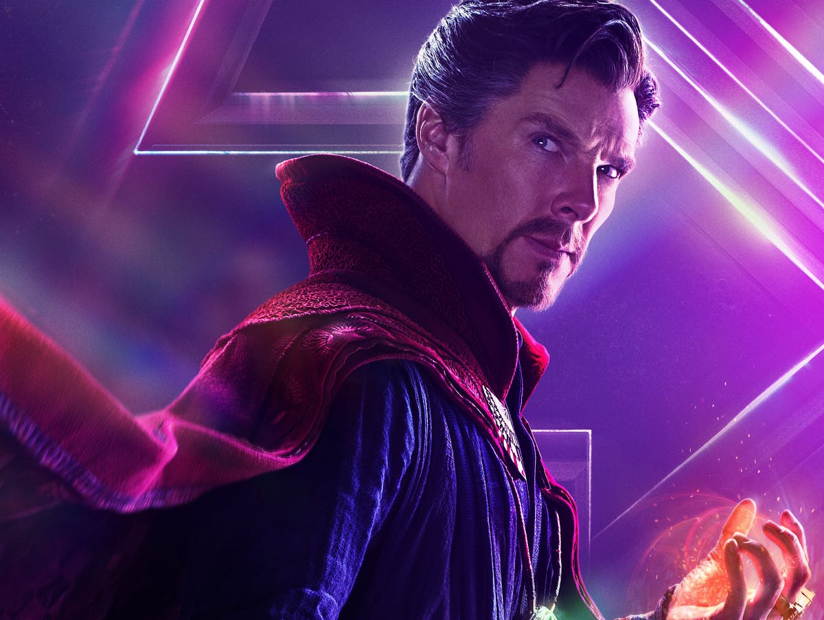 Infinity War May Have Revealed Avengers 4 Title Via Doctor