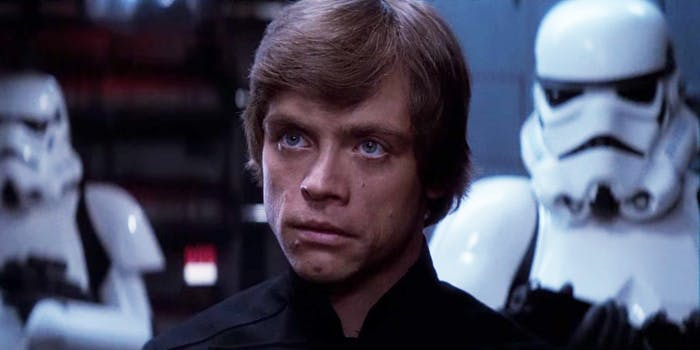 Mark Hamill has a sexy theory about Luke Skywalker returning to Star Wars.