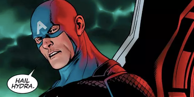 7 Awful Plot Twists in Comics, From Nazi Captain America to Corpse Rape