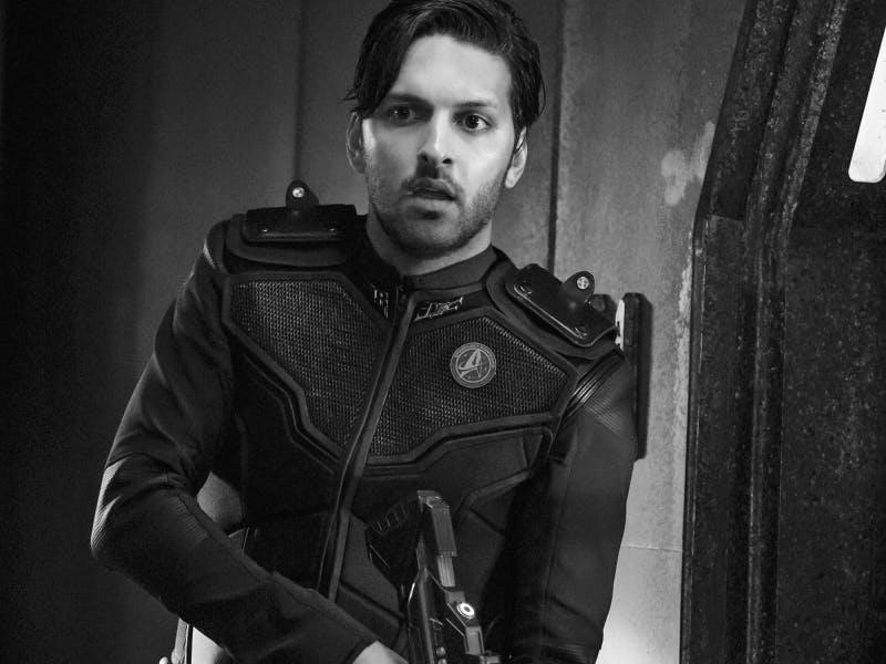 Shazad Latif in 'Star Trek: Discovery'