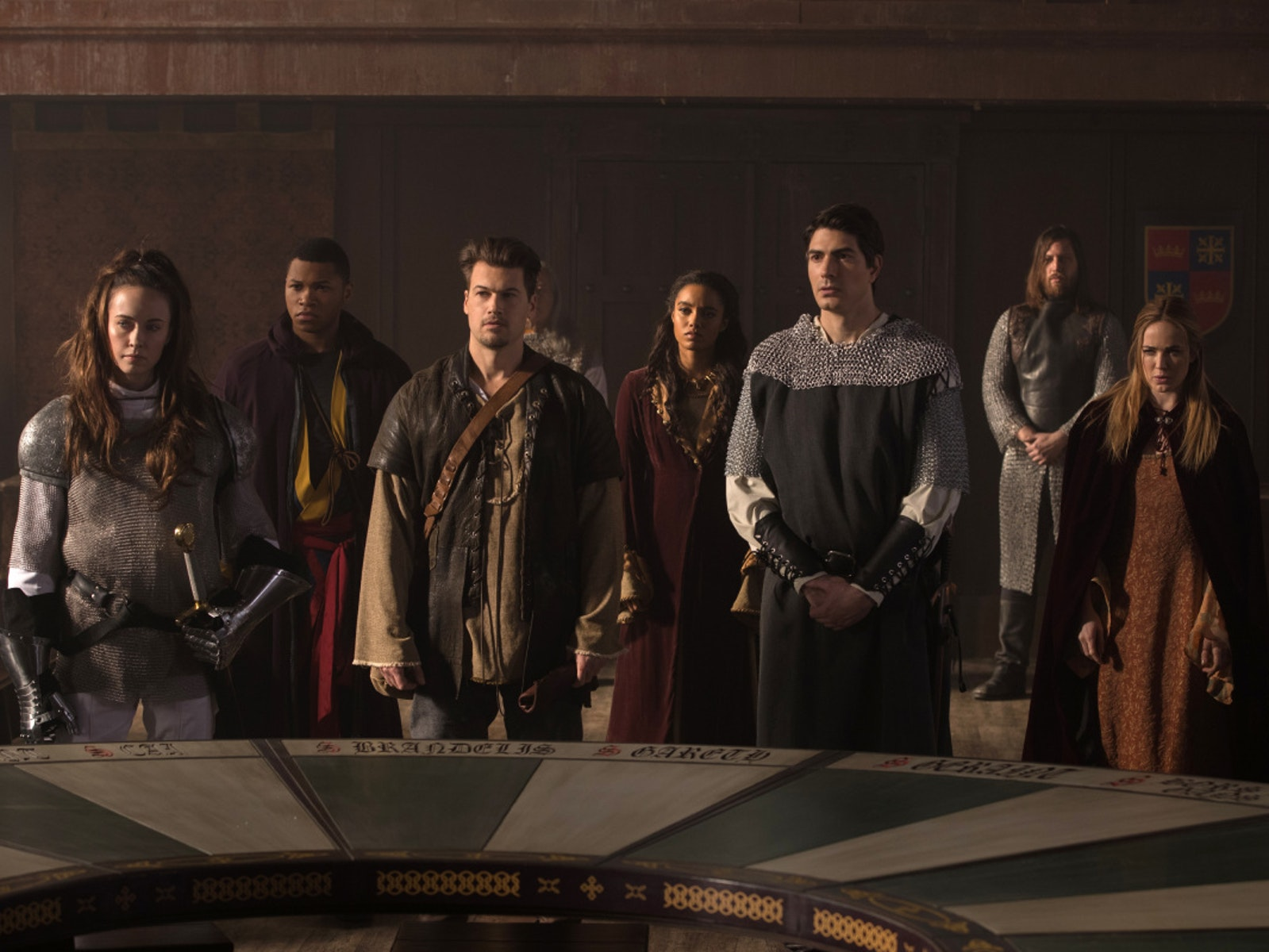 A Trip to Camelot on 'Legends' Reveals What Really Happened to the JSA